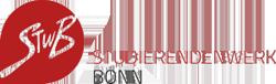 Logo mit externem Link zur Website Studierendenwerk Bonn